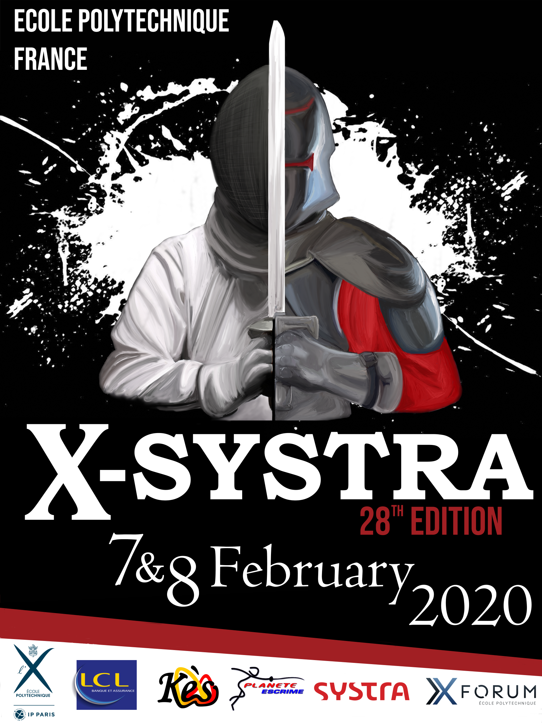X-SYSTRA Poster